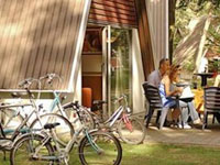 Holiday parks near cycling routes