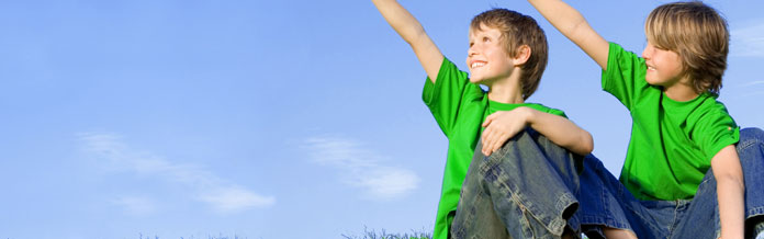 Child-friendly holiday parks