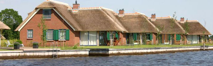 Luxury holiday parks