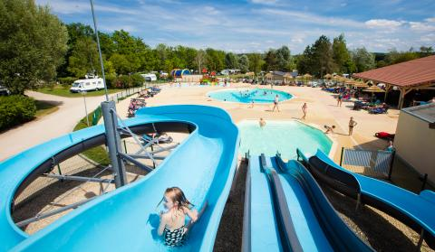 Villatent Camping Lac D'Orient