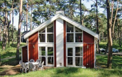 6-person holiday house Wellness P