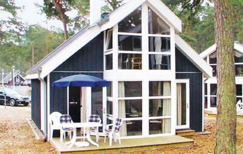 4-person holiday house Wellness