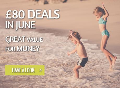 £80 June deals