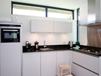 Holiday cottages with dishwasher