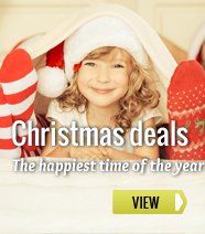 Christmas holiday deals
