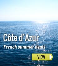 Holiday parks Côte d'Azur