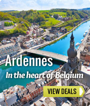 Holiday parks Belgian Ardennes
