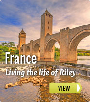Holiday parks in France