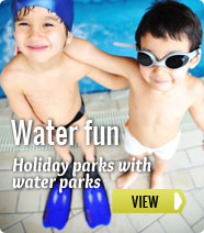 Holiday parks with waterparks