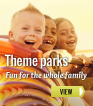Holiday parks near theme parks