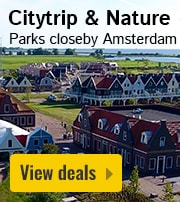 Holiday parks close to Amsterdam
