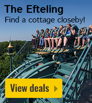 Holiday parks near the Efteling in Holland