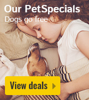 PetSpecials: dogs go free!