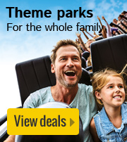 Holiday parks with theme parks