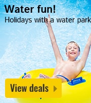 Holiday parks with a water park