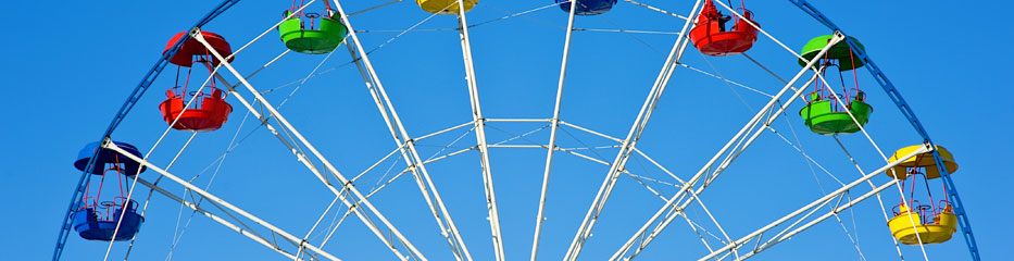 Holiday parks near theme parks
