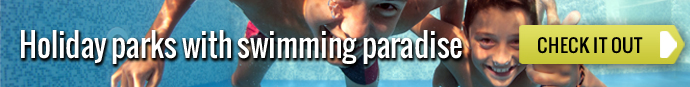 Holiday parks with swimming paradise