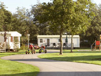 Caravans and mobile homes Holland