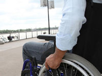 Wheelchair friendly holiday parks