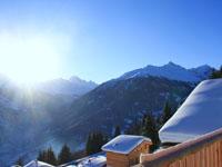 Ski resorts Vorarlberg