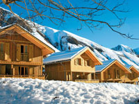 Ski resorts Rhône-Alpes