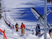Ski resorts Bavaria