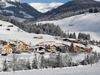 Ski resorts black forest
