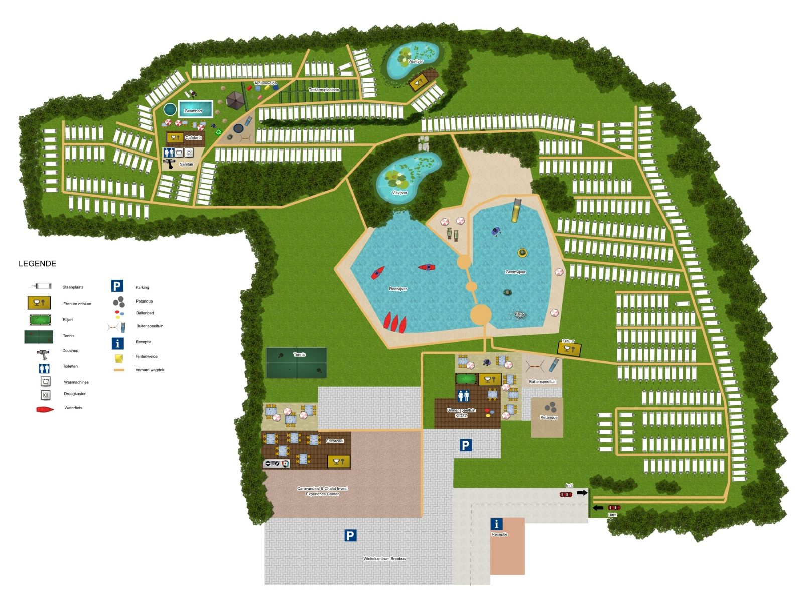 Verblijfpark Breebos
