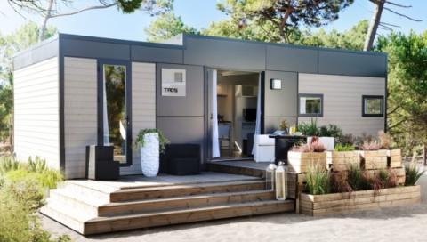 6-person mobile home/caravan Taos