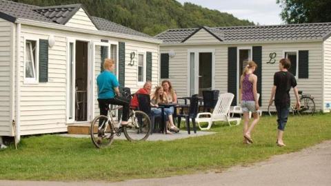 4-person mobile home/caravan Flores 2