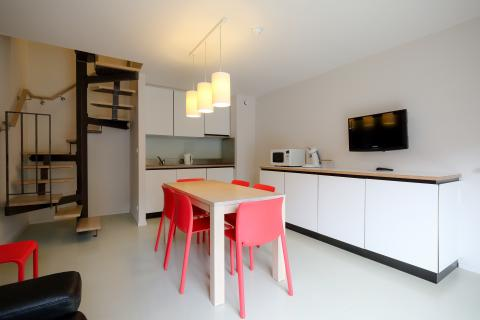 2-person apartment Clémentine