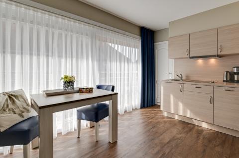 2-person apartment Studio Type 20  - Double Bed