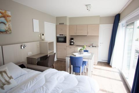 2-person apartment Studio Type 20 - Sofa Bed