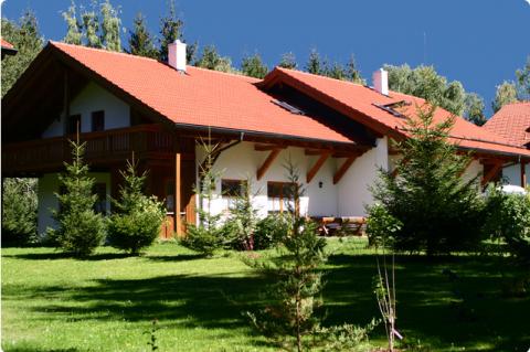 Ferienhäuser in der Waldperle