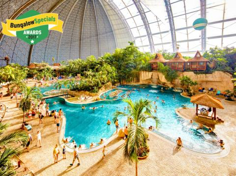 Ferienhausdorf Tropical Islands