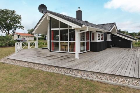 6-person holiday house Jupiter 91 SW