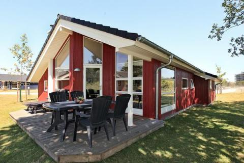 8-person holiday house Typ B
