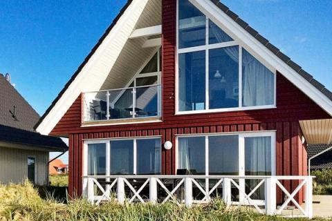 8-person holiday house Meerblick 38815