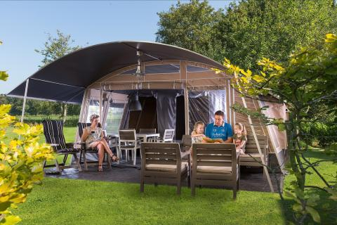 6-person tent Lodge deluxe