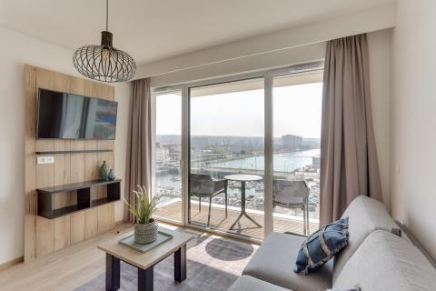 2-person apartment Studio - Sofa Bed