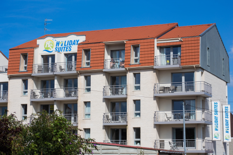 Holiday Suites Appartementen Bray-Dunes Margats