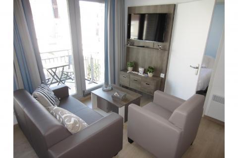 4-person apartment Type 40