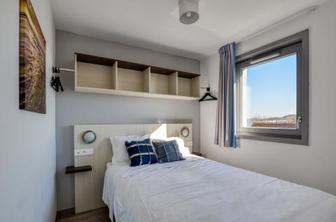 4-person apartment Without Terrace