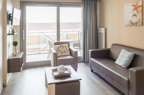 4-person apartment Terrace