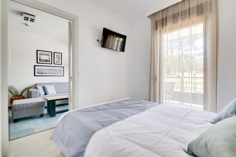 4-person apartment Standard