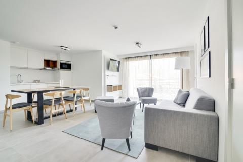 6-person apartment Premium