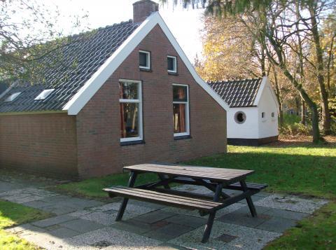 3-person cottage Boerderijtje