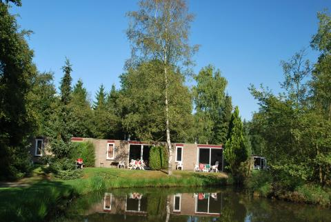 6-person cottage 6A Comfort Visvijver
