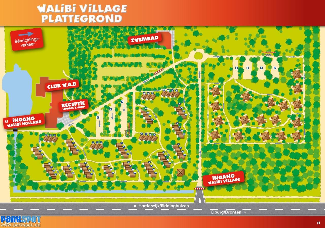 Walibi Village