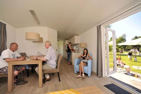 6-person mobile home/caravan Zuiderzee